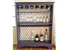 Bookcase Bar