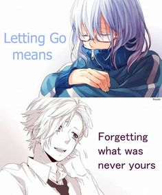[Honeywork] Quote: Letting go means forgetting what was never yours... #quote