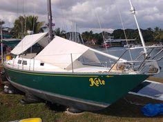 Upcyling sails via Cruising World