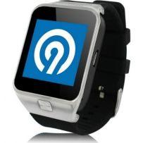Watch NINETEC Smart9 Bluetooth Smart Watch Cellular Android de color plata