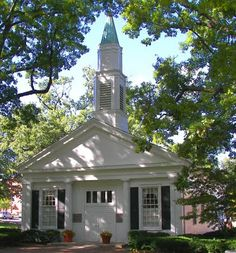 Our adorable chapel