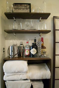 Mini Bar For Small Apartment | New House Designs