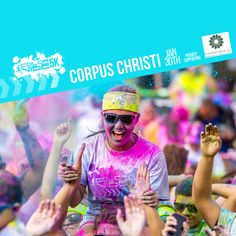 Color Vibe is coming to Corpus Christi, TX on January 30th. Check out the event page for an exclusive coupon code. Don't forget to RSVP! https://www.facebook.com/events/1670249039925865/
