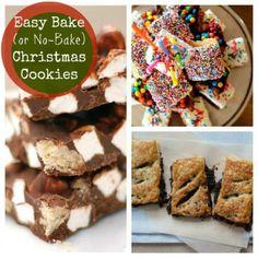 <3 10 Easy Bake  Or No Bake  Christmas Cookies | Babble | Food: Desserts