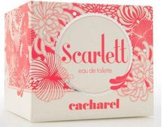 Cacharel Scarlet for women EDT 80 ml - Дамски парфюм. Red Color Meaning, Perfume, Color Psychology, Most Favorite, Accent Decor, Health And Beauty, Fragrance, Eau De Toilette