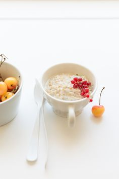 #food photography #food styling - Oatmeal | Au Petit Goût