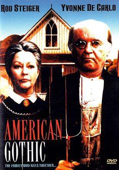 AMERICAN GOTHIC DVD