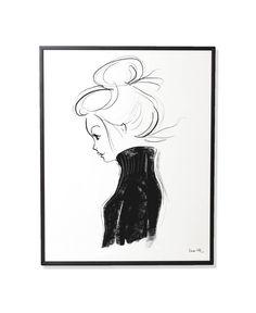 Für die eigene Wand oder als Geschenk: moderne Artprints von Illustratorin Kera Till