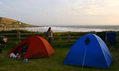 15 pitch perfect UK campsites.