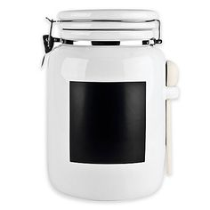 Ceramic 130 oz. Canister with Chalkboard Panel in White C... https://www.amazon.com/dp/B01H9Z3S2K/ref=cm_sw_r_pi_dp_x_T635xbY9JFRKE