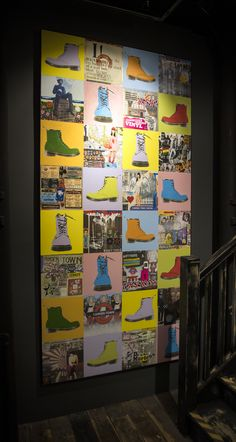 d16c15b87e4 THE SPECIALS' HORACE PANTER CREATED A ONE-OFF PAINTING FOR OUR NEW CAMDEN  STORE