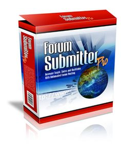 Post to multiple forums through one interface saving time and effort. Get your message across quickly; just one click and you're done. An op...
