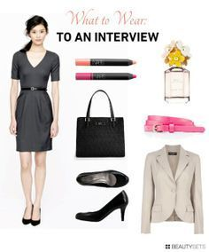 Human Resources  Suiting Up for Success  Job Interview Attire for Women Job  Interview Attire 984ea814d5
