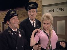 On the Buses - The sauciest and funniest thing on tv during the 60s and 70s.
