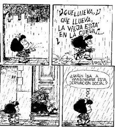 Mafalda Quotes on Mafalda Quotes, Lucky Luke, Spanish Humor, Love Deeply, Humor Grafico, Power Girl, Amazing Adventures, Travel And Leisure, Illustrations And Posters