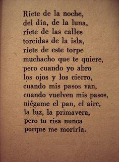 Pablo Neruda - Tu risa