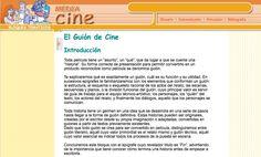 El guión de cine: qué es exactamente un guión, cuál es su función y su utilidad.   Bachillerato. Ciencias de la comunicación