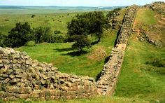 Hadrian's Wall is the greatest fortified wall in the ancient British-Roman Empire. Description from articlesweb.org. I searched for this on bing.com/images