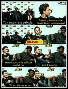 Read + Opinión seria from the story Memes Marvel by -MrsEvans (Jacque Rogers Maximoff Parker Pool) with reads. x-men, vengadores, marvel. Avengers Memes, Marvel Memes, Marvel Dc Comics, Tom Holland, Spider M, Marvel Universe, Funny Images, Funny Pictures, Offensive Memes