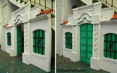 el taller del tío apó: Casita de Tucumán Casa Real, Ideas Para, Garage Doors, Shed, Outdoor Structures, Emoji, Outdoor Decor, Home Decor, Creative Crafts