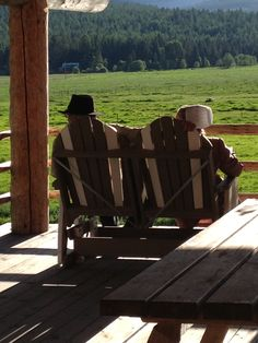 Amish love.
