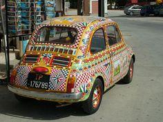 sicilian FIAT 500 #fiat #saffordfiatfredericksburg