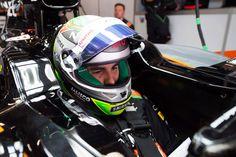 Sergio Perez Sahara Force India 2015
