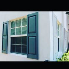 The Louver Shop offers custom interior window shutters, both wood and poly/faux wood, as well as a full line of window shades & blinds from leading brands Raised Panel Shutters, Exterior Shutters, Shades Blinds, Window Treatments, Color Pop, Garage Doors, Louvre, Windows, Interior
