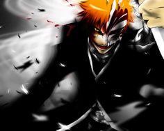 Bleach Kurosaki Ichigo Hollow Ichigo orange hair  / 1600x1280 Wallpaper