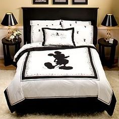 I feel like this would be a cute guest bedroom set.