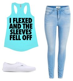 """""""Damn Daniel"""" by erinthomas1207 on Polyvore featuring Vans"""