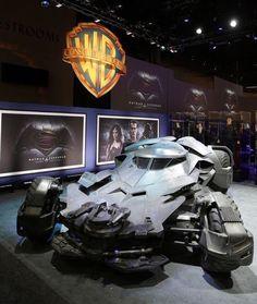 menší pohled na Benův batmobile :)