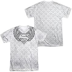 Superman/Winged Shield Repeat