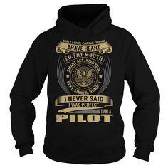 PILOT Last Name, Surname T-Shirt