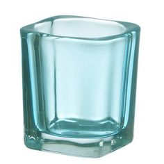 Votive Candle Holder, Made of Glass (Pack of 96 pcs), Teal/Turquoise by Modern Vase & Gift, http://www.amazon.com/dp/B008TYPXBK/ref=cm_sw_r_pi_dp_rvKirb1EQFM1X