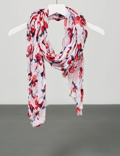 Floral Scarf by Prabal Gurung (original price, $38.00) available at #Maurices
