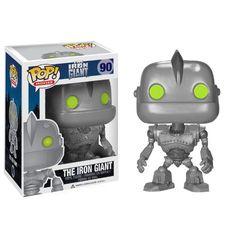 Amazon.com : FUNKO ROBOT - THE IRON GIANT : Toys & Games