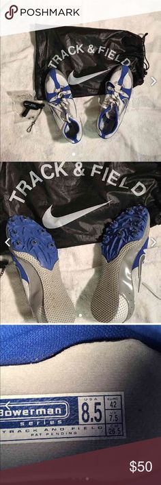 Nike Track & Field running shoes Sneakers Nike Shoes Athletic Shoes