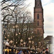 Adventskalender 2013: Nr. 11 – Der Weihnachtsmarkt in Basel, von Glühbier und Chäsbengel