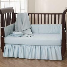 Solid Blue bedding