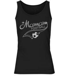 # Maman Football .  MAMAN FOOTBALLDisponible pour une durée limitée seulement!Paiement sécurisé avecPAYPAL|VISA|MASTERCARD|BancontactCliquer sur le bouton vert pour choisir la taille et la couleur de votre produit puis commander.