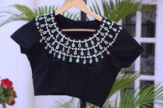 jewellery work blouse 2014