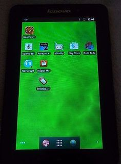 "Lenovo IdeaPad A1_07 7"" Android WiFI and Bluetooth Capabilities i 16GB Tablet"
