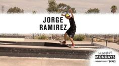 Manny Mondays: Jorge Ramirez | TransWorld SKATEboarding - http://DAILYSKATETUBE.COM/manny-mondays-jorge-ramirez-transworld-skateboarding/ - Jorge Ramirez has some technical manuals at Sheldon Skatepark to start your week. Video / @thejoeface Follow TWS for the latest: Daily videos, photos and more: http://skateboarding.transworld.net/ Like TransWorld SKATEboarding on Facebook: https://www.facebook.com/TransWorldSkate Follow - jorge, manny, mondays, ramirez, skateboarding, tra