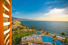 Puerto Vallarta Vacations - Sunset Plaza Beach Puerto Vallarta All-Inclusive - This resort features upscale accommodations, high-tech amenities, 2 restaurants, deli, supervised kids club, recreational activities and more.