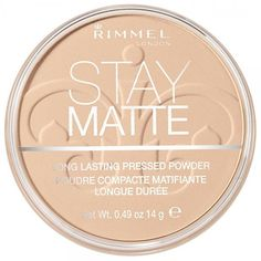 Rimmel London Stay Matte Pressed Powder, Shine Control Formula with Mineral Setting, Transparent, 14 g – Eyelash Glue Makeup Tricks, Makeup Tools, Makeup Artists, Elf Makeup, Candy Makeup, Makeup Brushes, Makeup Ideas, Face Makeup, Makeup Geek
