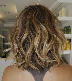 20 Popular Wavy Medium Hairstyles | Hairstyles & Haircuts 2014 - 2015