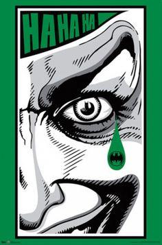 Batman - The Joker - Tear Poster Print (24 x 36) - Item # PYR5952 - Posterazzi