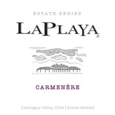 2013 La Playa Estate Series Carmenere 750 mL -- Details can be found by clicking on the image.