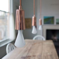 East London design brand Hulger has launched a second design for its award-winning Plumen low-energy lightbulbs.